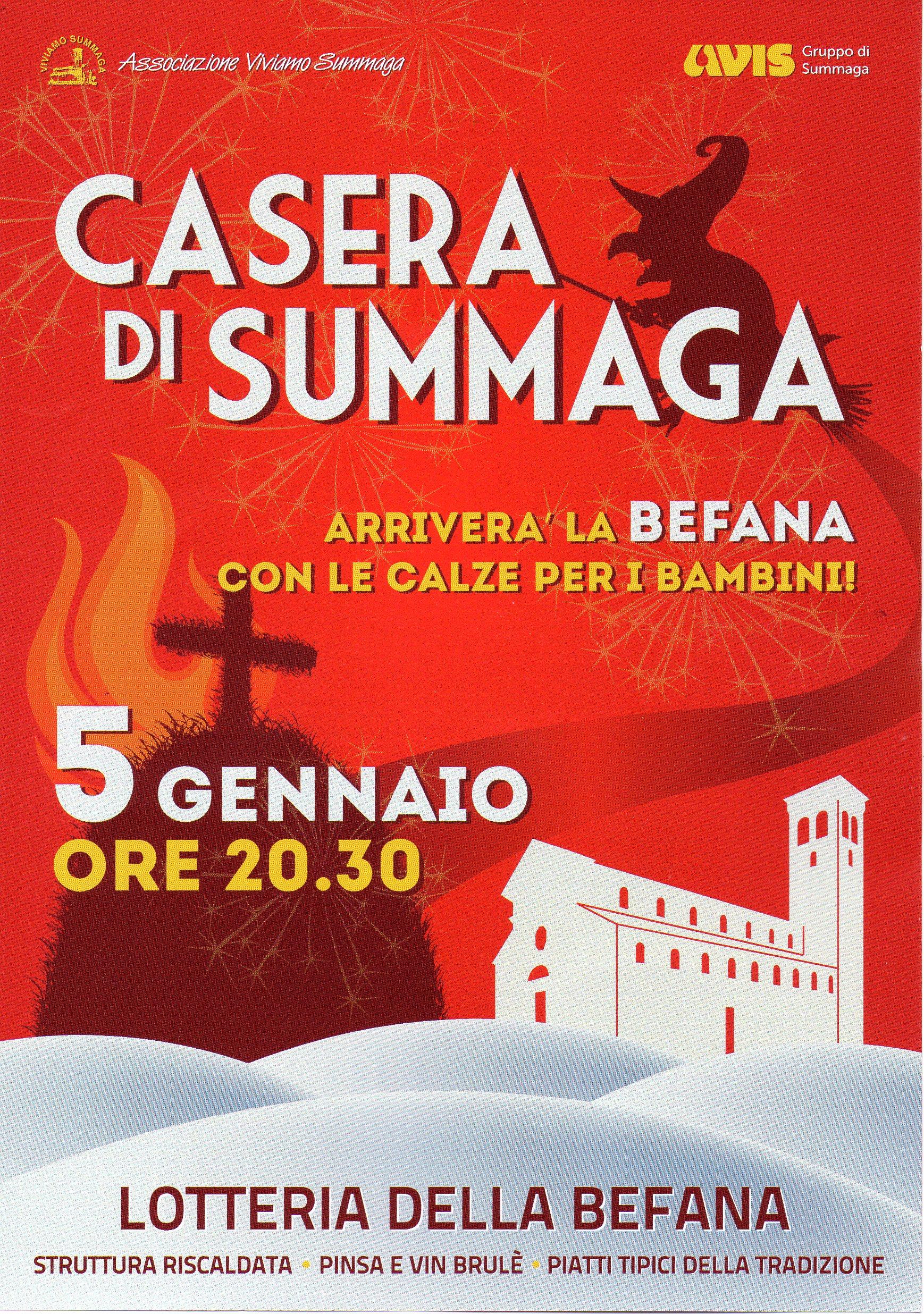 Casera Summaga 2016
