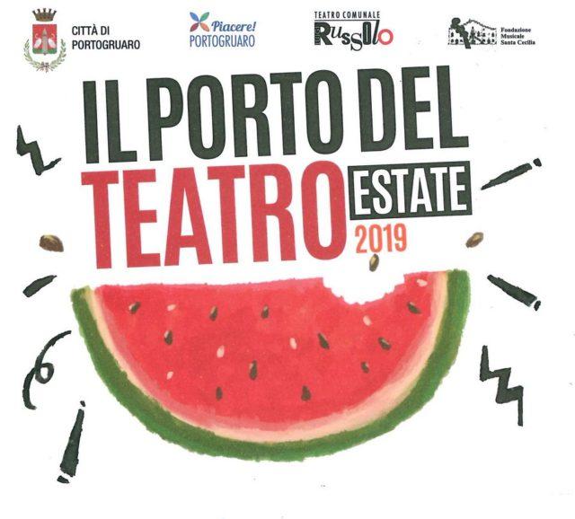 Il Porto del Teatro Estate 2019.