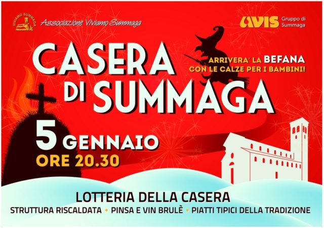 Casera 2020 a Summaga